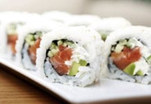 Harris Teeter Sushi Causes Nearly 160 Illnesses