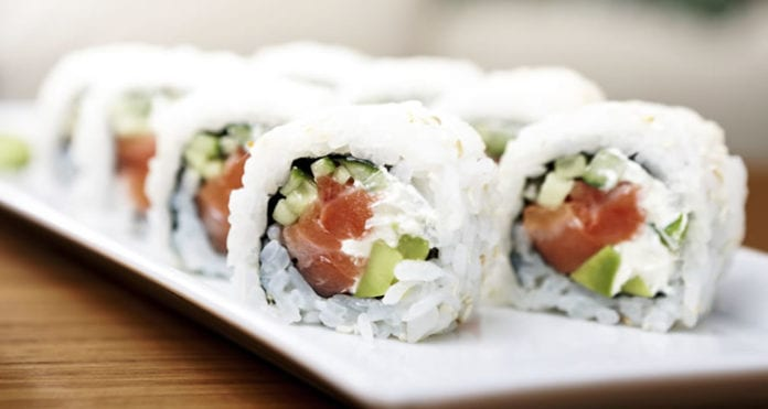 Sushi salmonella lawsuit