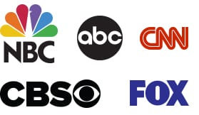 nbc-abc-cbs-cnn-fox