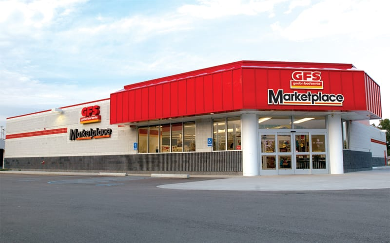 What Is Gordon Food Service Store
