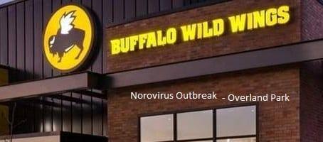 Buffalo Wild Wings Norovirus Outbreak