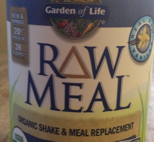 RAW Meal Organic Shake & Meal Replacement Salmonella Outbreak