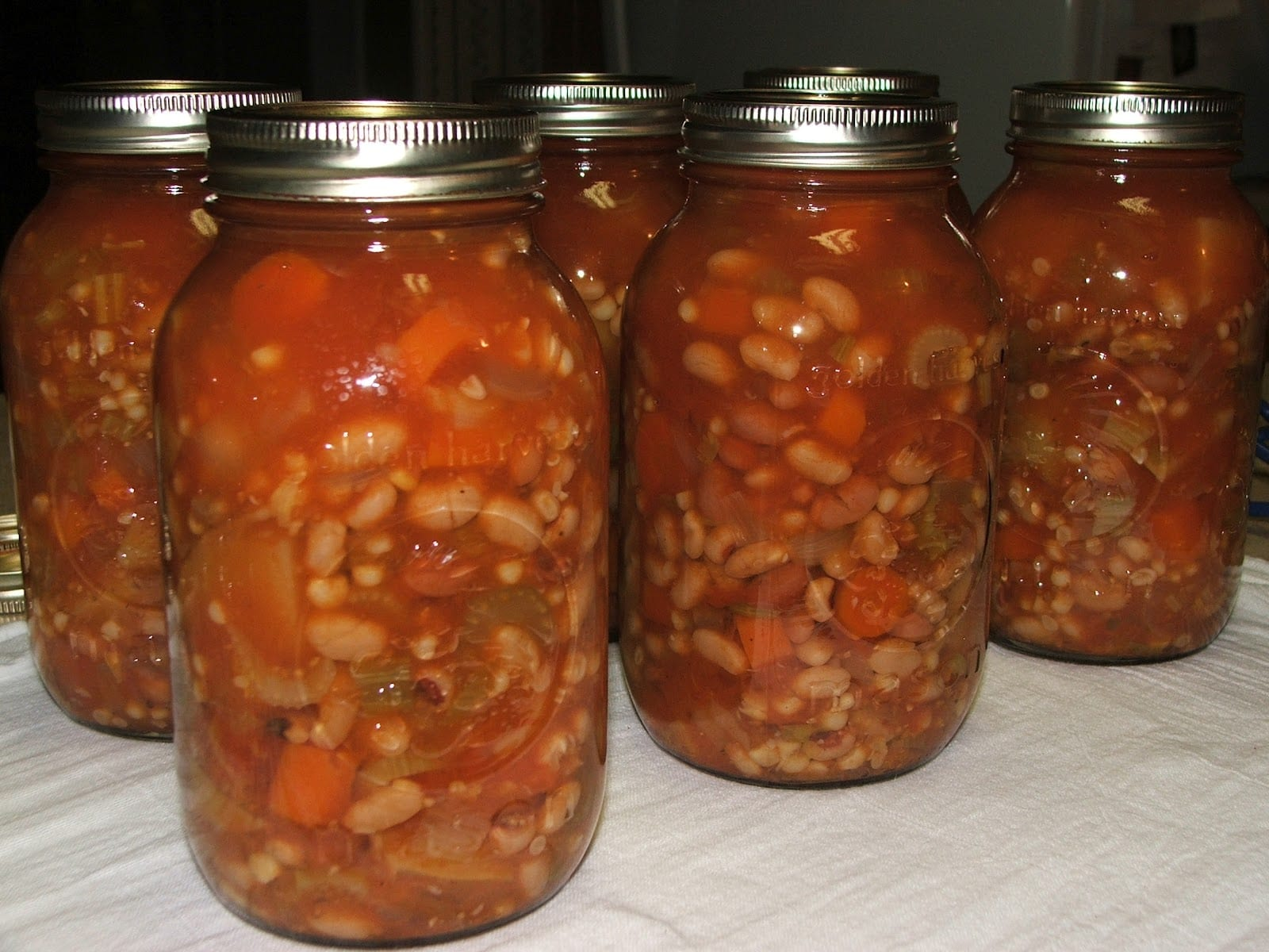 Botulism from home canning leads to recall of soup