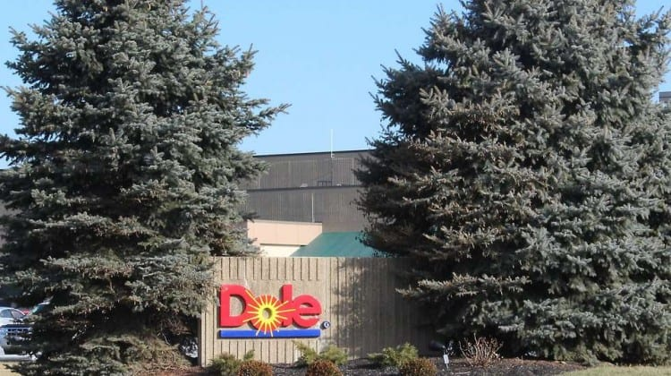 Dole processing plant involved in Listeria outbreak resumes operations in Springfield