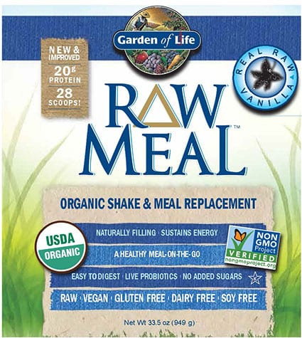 Fda comments salmonella virchow garden of life investigation - Garden of life raw meal weight loss results ...