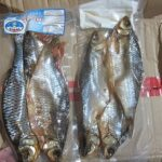 Dry Eviscerated Fish recalled by Krasnyi Oktyabr