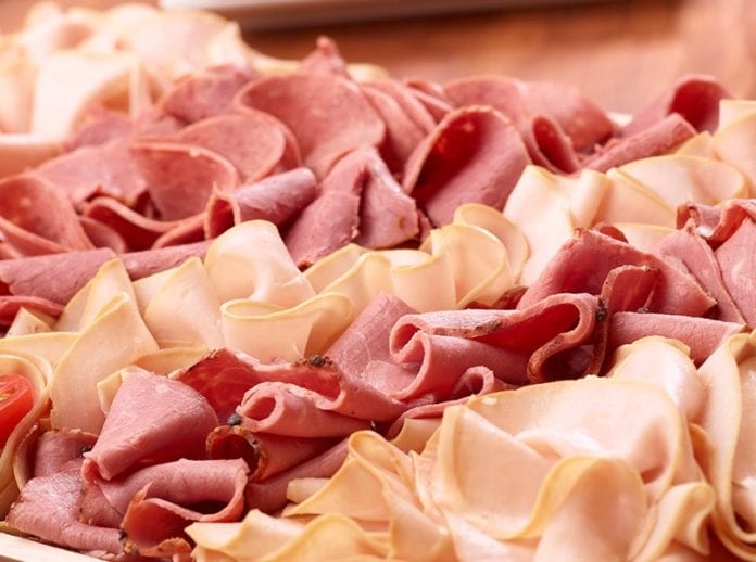 Anyone who has purchased the deli sliced meat or cheese from the Warwick Stop and Shop should discard it properly and thoroughly clean any surfaces it may have touched, including kitchen countertops and refrigerator shelves