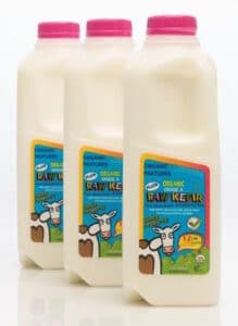 Organic Pastures Dairy recalls raw milk and raw cream