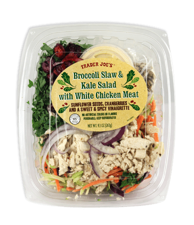 Trader Joe's sunflower seed salad recall