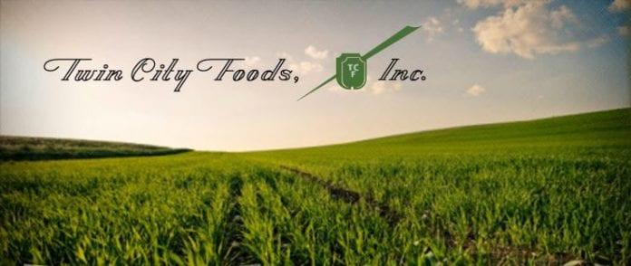 Twin City Foods recall of CRF Frozen Foods organic peas