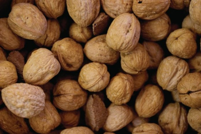 Recalled Woodstock Walnuts pose listeria risk