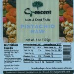 Crescent Pistachio Raw recall Salmonella after positive tests