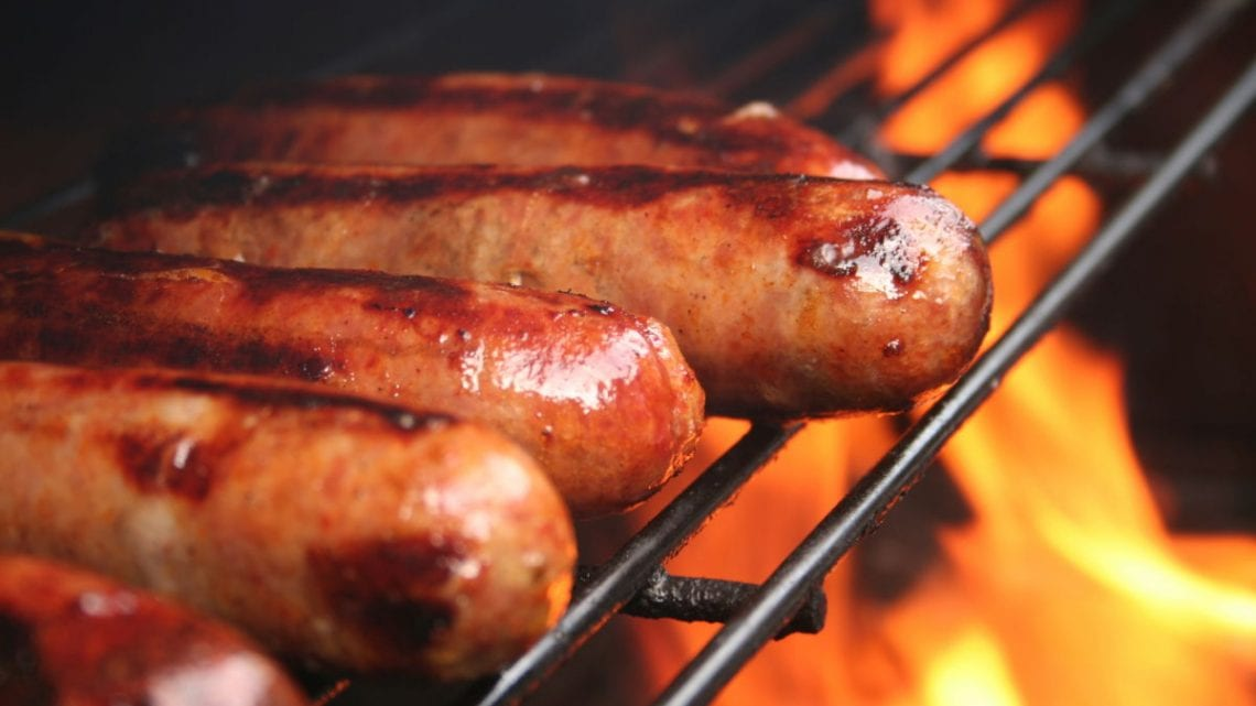 Bar-S hot dogs corn dogs Listeria recall grill