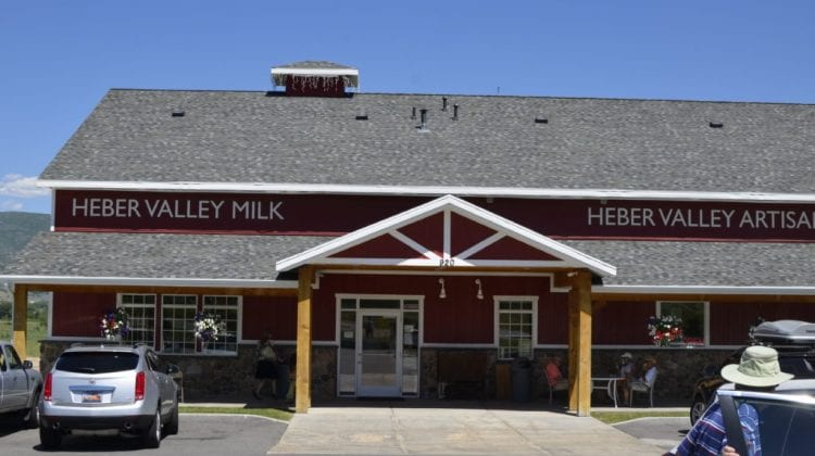 Heber Valley Raw Milk Salmonella Outbreak