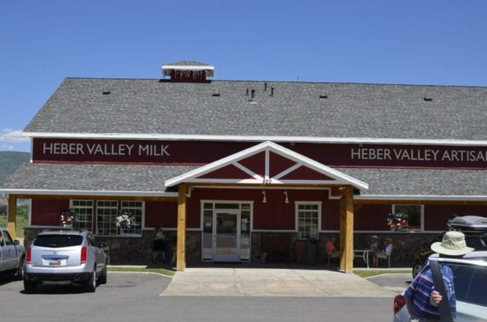 Heber Valley Raw Milk Salmonella Outbreak