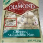 Diamond Macadamia Nuts Salmonella Recall