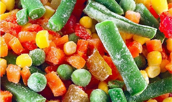 30,000 Cases Frozen Vegetables Recalled