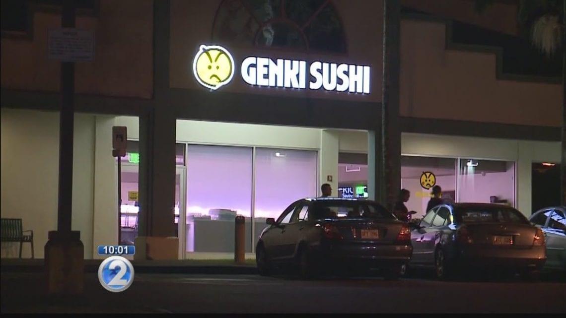 hawaii hepatitis a outbreak source genki sushi identified