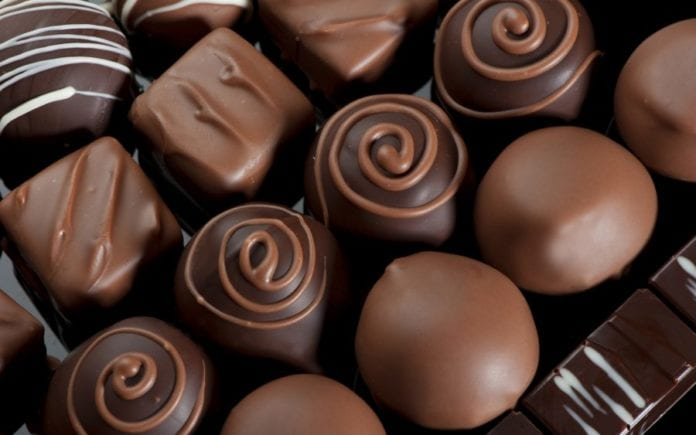 Asher's Chocolate Products Salmonella Recall