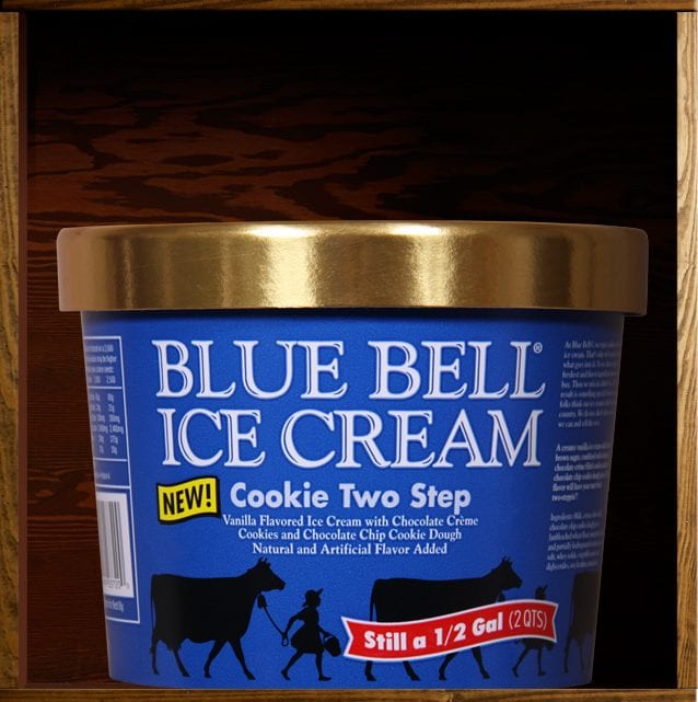 blue bell recalls ice cream 2016 listeria cookie dough supplier