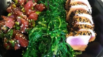 Limu seaweed Hawaii Salmonella Ahi Poke outbreak
