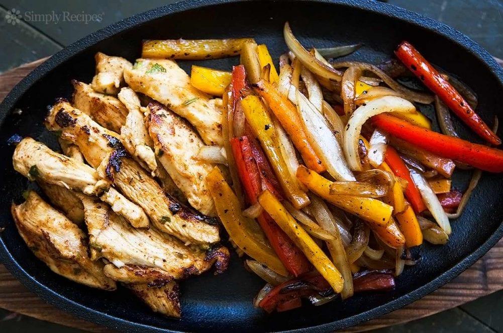 Chicken Fajitas Chicken Strips Food Poisoning News