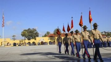 San Diego: 300 Marines Sickened in E. Coli Outbreak at Marine Corps Recruit Depot