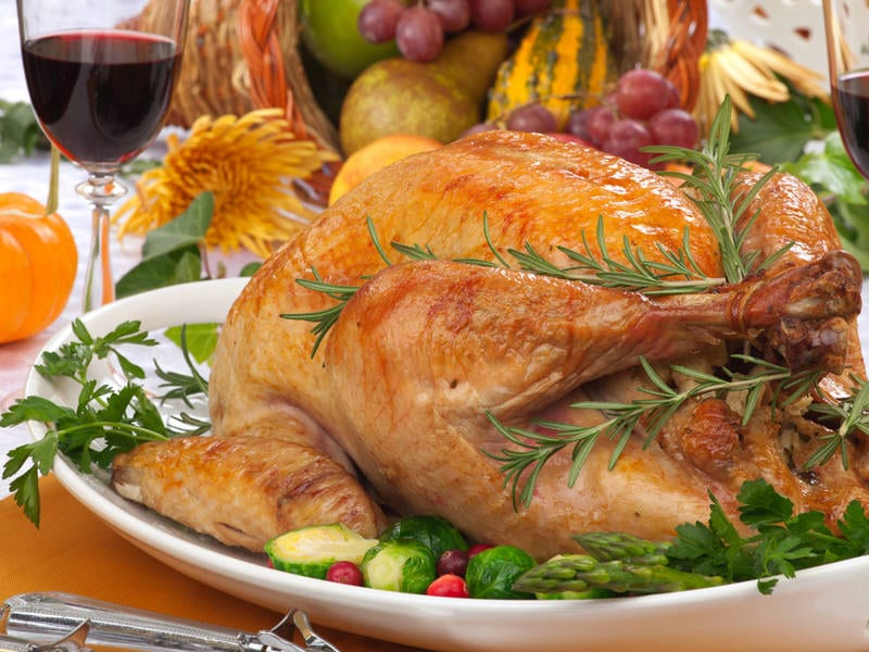 Salmonella Outbreak Linked to Turkey