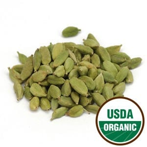 The recall is specific to Starwest Botanicals Organic Cardamom Pods Green (Whole), which is packaged in Mylar one-pound bags and in bulk packs, sold between January 15, 2018 and March 2, 2018.