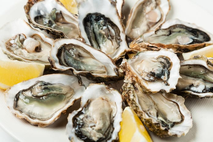 Oysters asn Norovirus