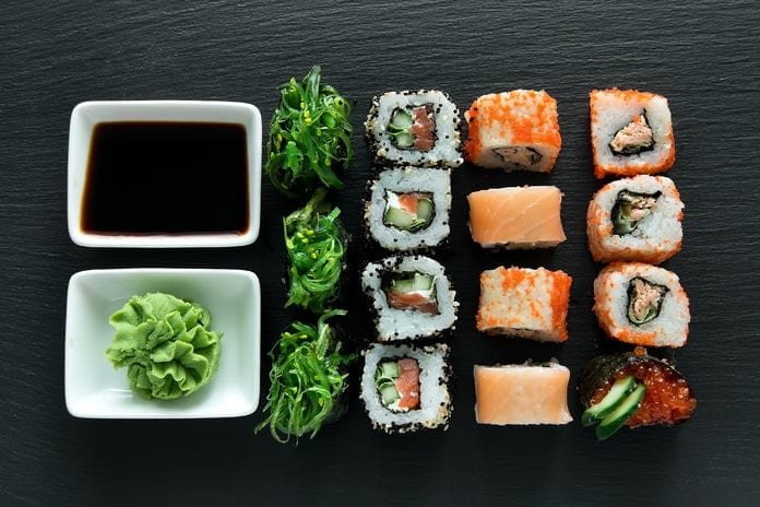 150 People Fall Ill Due to Sushi Sold in Harris Teeter Supermarkets