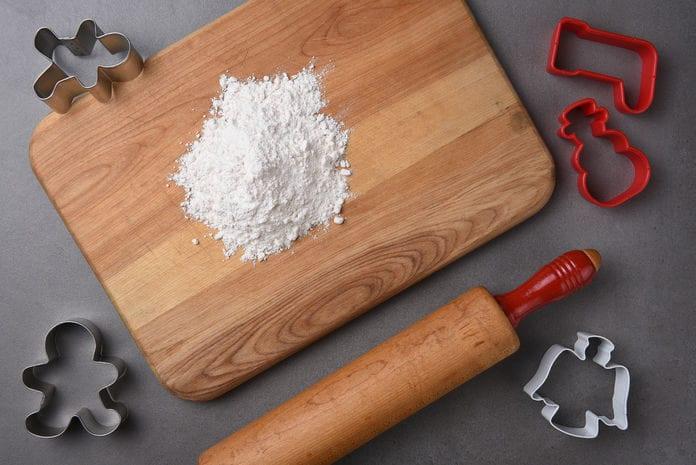 Salmonella in Flour