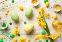 Food Poisoning and Easter Egg Safety salmonella lawsuit