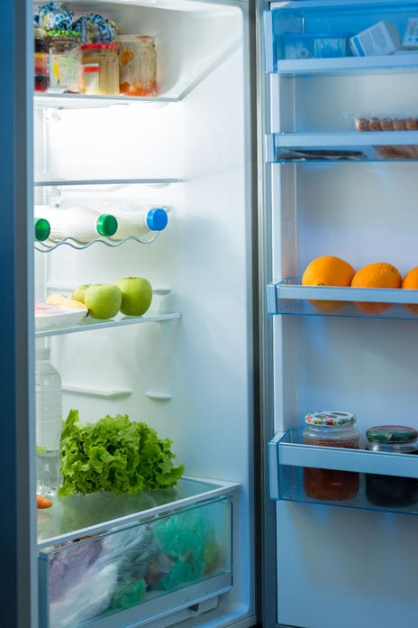 Safety in the Refrigerator