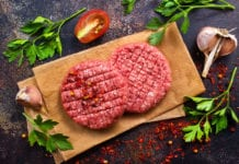 Recall on Ready-to-Eat Beef Patty Products due to Metal Contamination