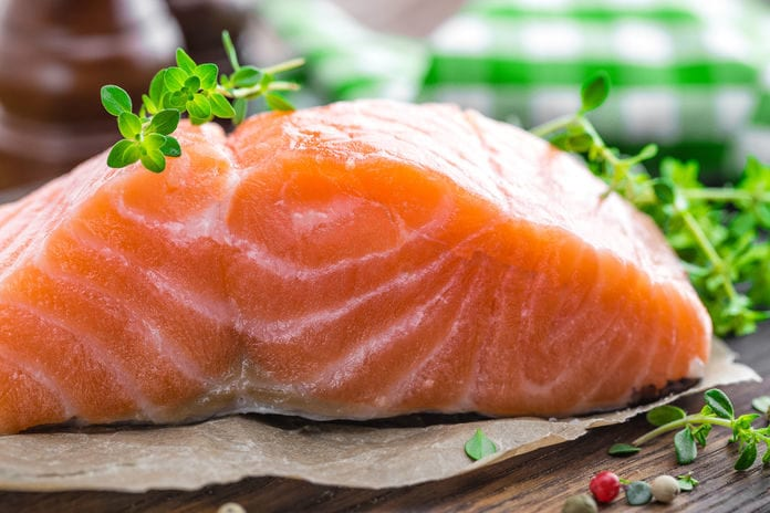 Sockeye Salmon Listeria