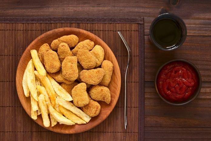 Tyson foods chicken nuggets recalled