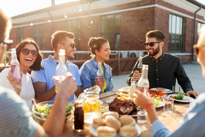 Grilling and Storing Food in the Summer Heat