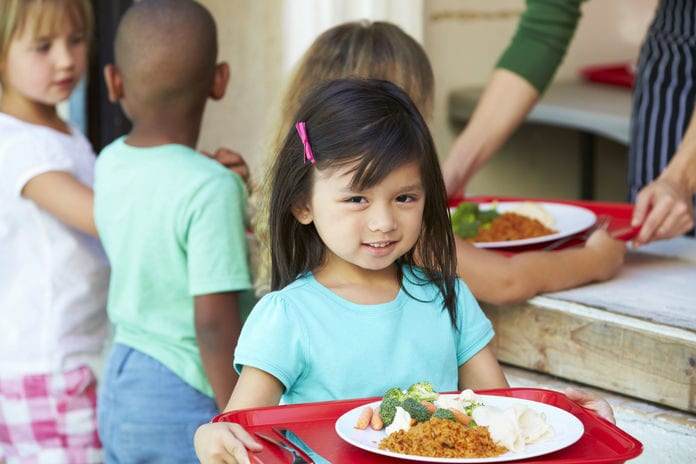 School Cafeteria Food Safety