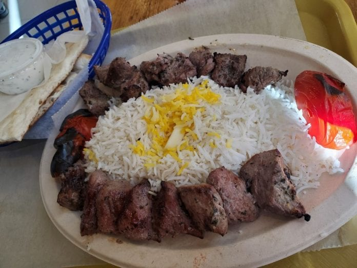 Moby Dick House of Kabob Salmonella