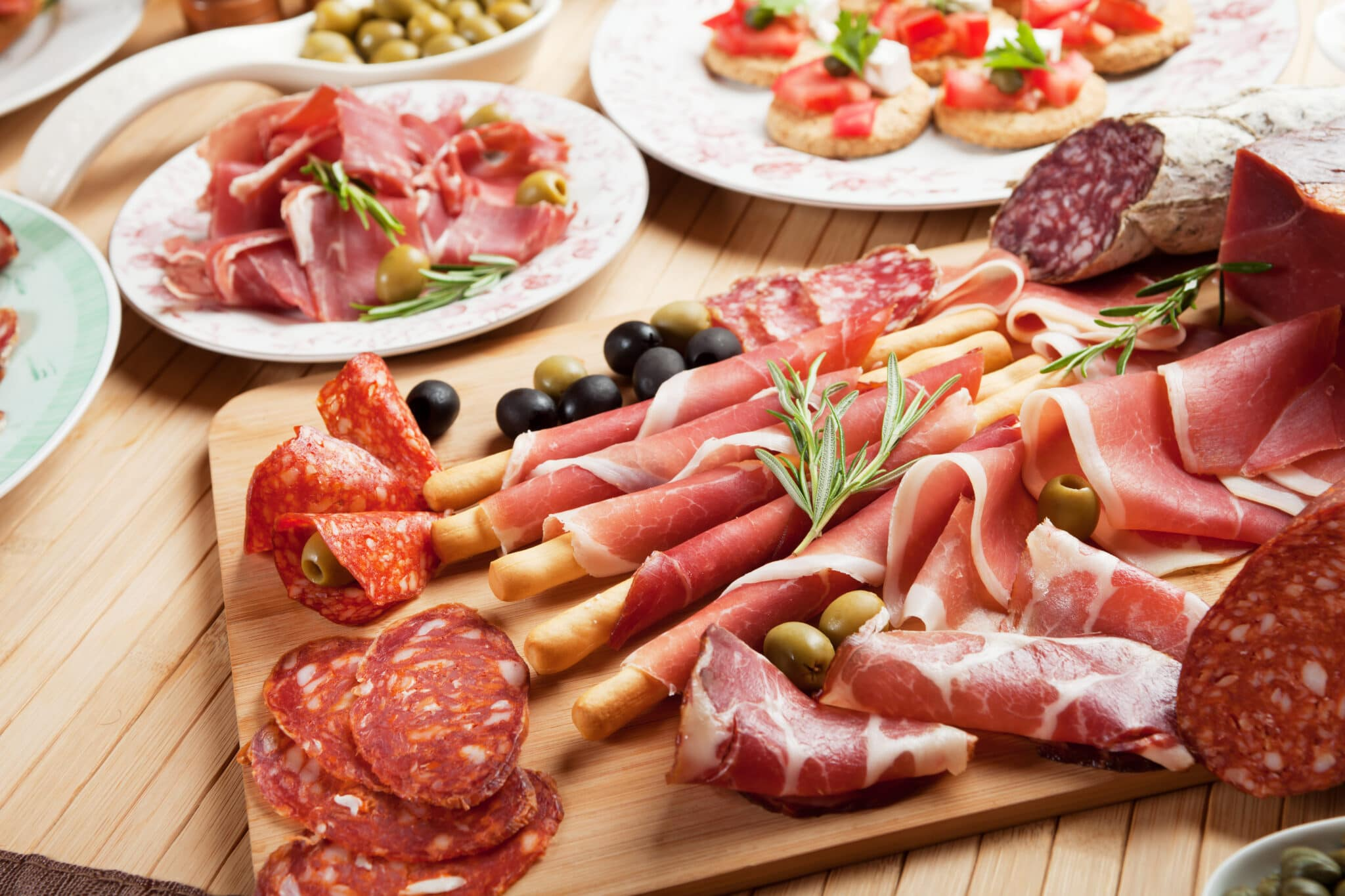 Multistate Salmonella Outbreak Linked to Antipasto Meats